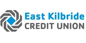 East Kilbride Credit Union (EKCU) logo showing who CU Apps work with on the homepage of CU Apps